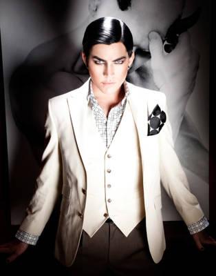 Adam Lambert - YRB Magazine