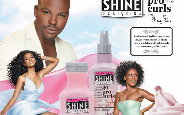 Larry Sims for Smooth Shine