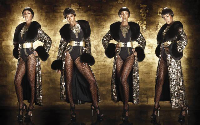 Kelly Rowland - YRB Magazine