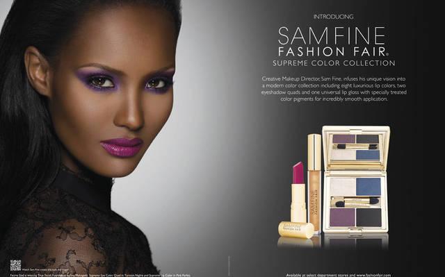 Sam Fine for Fashion Fair