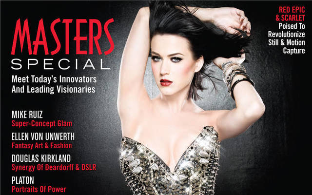 Katy Perry - Digital Photo Pro