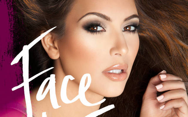 Kim Kardashian - Face to Face by Scott Barnes