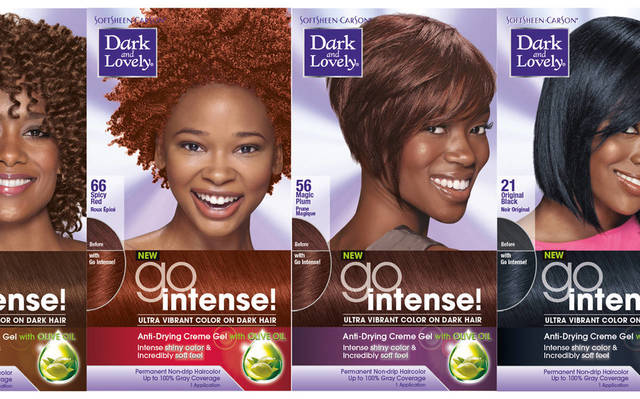 Go Intense- Dark and Lovely