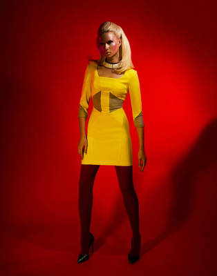 Alyona - Prestige Magazine