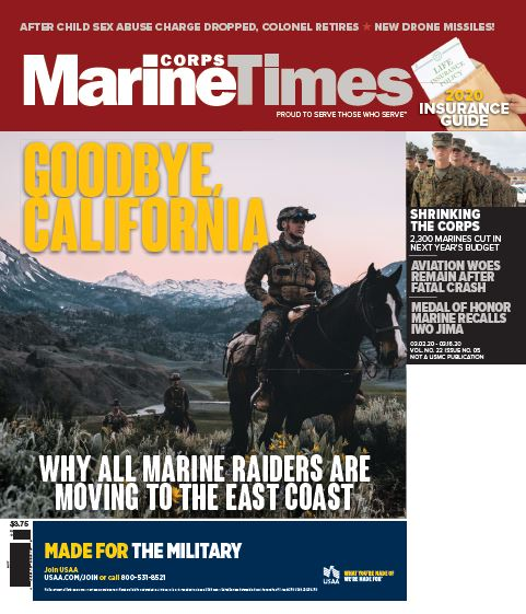 Marine Corps - Independent News For Marines | Marine Corps Times