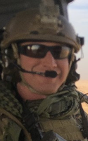 Staff Sgt. Carl  Enis