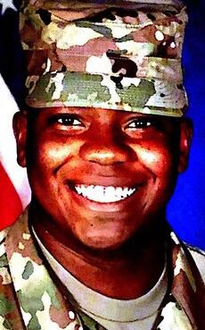 Army Spc. Antonio  Moore