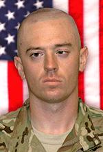 Army Spc. Kyle E. Gilbert