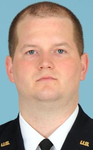 Army Capt. Seth Vernon Vandekamp