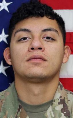Army Spc. Vincent Sebastian Ibarria