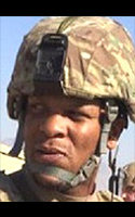 Air Force Staff Sgt. Chester J. McBride
