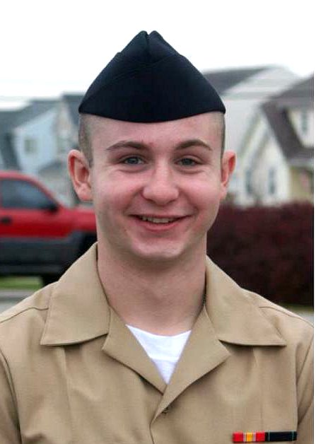 Navy Petty Officer 3rd Class Devon J. Doyle