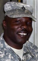 Army Staff Sgt. Gregory L. Elam