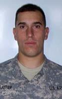 Army Pfc. Bryce E. Gautier