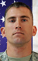 Army Sgt. 1st Class Bryan E. Hall