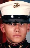 Marine Staff Sgt. Edgar A. Heredia