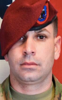 Sgt. 1st Class Elis A. Barreto Ortiz
