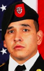 Army Sgt. 1st Class Javier J. Gutierrez