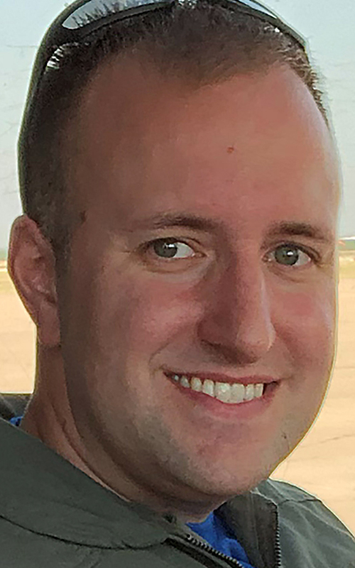 Air Force Capt. Ryan S. Phaneuf