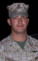 Marine 1st Lt. Jared M. Landaker