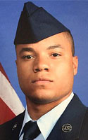 Air Force Senior Airman Quinn L. Johnson-Harris