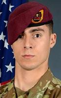 Army Spc. Gabriel  Conde