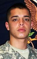 Army Spc. Ivan E. Merlo
