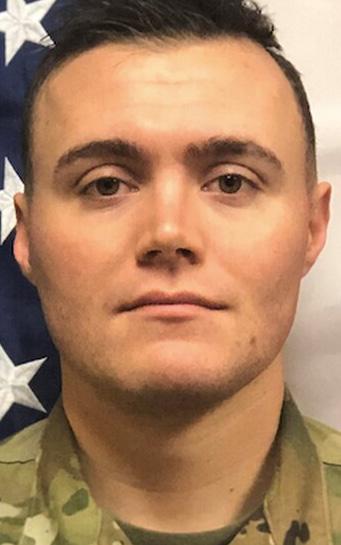 Army 1st Lt. Joseph Trent Allbaugh