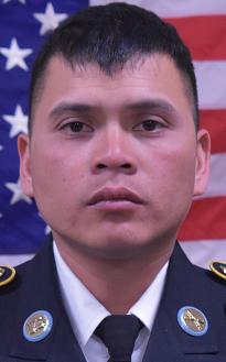 Staff Sgt. Diobanjo  Sanagustin