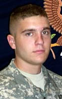 Army Spc. Phillip J. Pannier