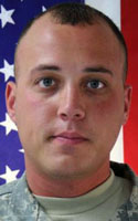 Army Staff Sgt. Christopher G. Smith