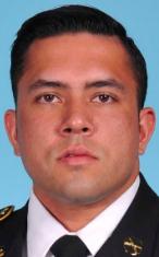Army Sgt. 1st Class Antonio R. Rodriguez