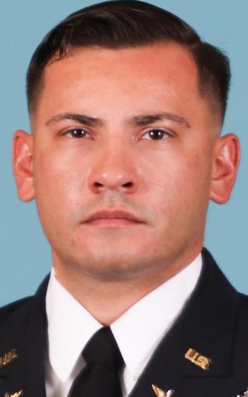 Army Chief Warrant Officer 3 Dallas Gearld Garza