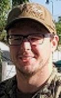 Navy Information Systems Technician 2nd Class Ian  McKnight