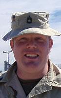 Army Sgt. 1st Class Scott R. Smith