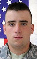 Army Spc. Stephen G. Zapasnik