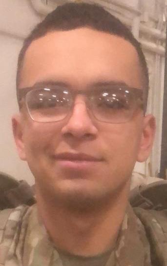 Spc. Michael T. Osario