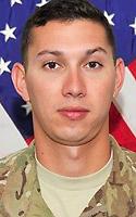 Army Sgt. Aaron X. Wittman