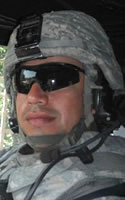 Army Staff Sgt. Omar  Aceves