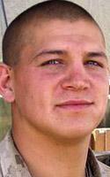 Marine Cpl. Adam A. Galvez