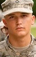 Army Pfc. Adam C. Ross