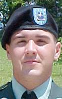 Army Pfc. Adam R. Shepherd
