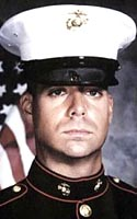 Marine Sgt. Alan D. Sherman