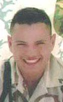Army Staff Sgt. Alberto V. Sanchez