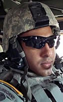 Army Spc. Omar M. Albrak