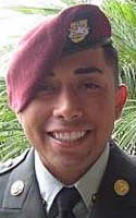 Army Sgt. Raymond C. Alcaraz