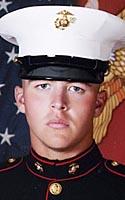 Marine Lance Cpl. Alec R. Terwiske