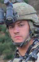 Army Sgt. Alessandro L. Plutino