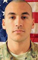 Army Spc. Alex  Hernandez III