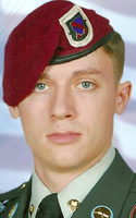 Army Sgt. Alexander  Van Aalten